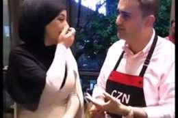 فنانة جزائرية وطباخ تركى يعرض عليها الزواج