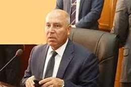 وزير النقل الفريق مهندس كامل الوزير