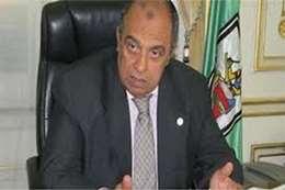 الدكتور عز الدين أبوستيت، وزير الزراعة