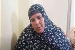 والدة الشهيد عبدالحميد صبحي