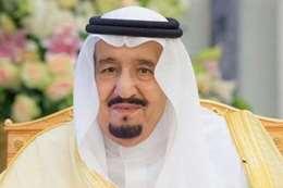 خادم الحرمين الشريفين الملك سلمان عبد العزيز