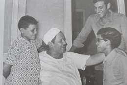 «البنا».. بدأ حياته بطلا للمصارعة.. وأهداه عبد الناصر طبقا من فضة
