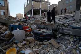 زلزال مطروح