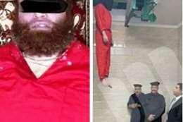 لحظة اعدام هشام عشماوي