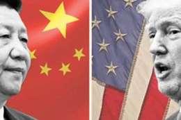الرئيس الأمريكي والرئيس الصيني
