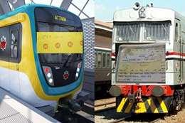 مواعيد المترو والقطارات بدءًا من السبت