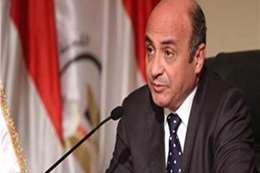 وزير العدل المستشار عمر مروان