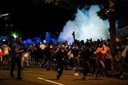 الاحتجاجات على مقتل «جورج فلويد»