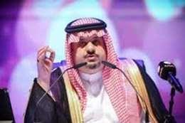 الأمير السعودي عبد الرحمن بن مساعد