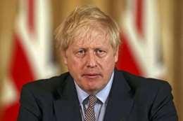 رئيس وزراء بريطانيا بوريس جونسون