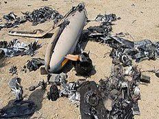 تحطم طائرة عسكرية في باكستان ومصرع قائدها