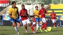الأهلي والاسماعيلي في كلاسيكو الكرة المصرية علي ملعب الجونة