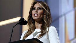 """زوجة"""" ترامب """"تقاضى مدون امريكى بسبب مزاعم جنسية"""