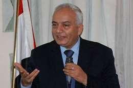 رضا حجازي رئيس امتحانات الثانوية العامة