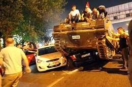 انقلاب تركيا الفاشل