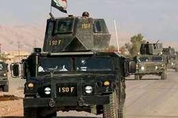 """الجيش العراقي ينتزع ثلاث قرى من """"داعش"""""""