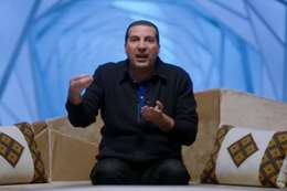 الدكتور عمرو خالد الداعية الإسلامي