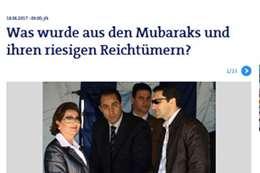 """صورة الخبر الأصلي من موقع """"بلوفين"""" السويسري"""