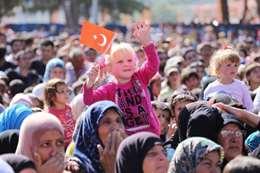 اللاجئين في تركيا