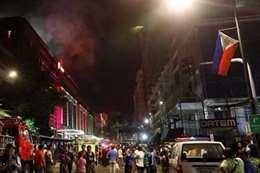 هجوم صالة القمار فى الفلبين