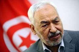 راشد الغنوشي، رئيس حركة النهضة التونسية
