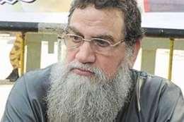 الشيخ عبود الزمر عضو مجلس شوري الجماعة الإسلامية