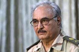 القائد العسكري، خليفة حفتر