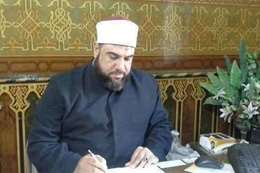 الشيخ محمد العجمي وكيل وزارة الأوقاف بالإسكندرية
