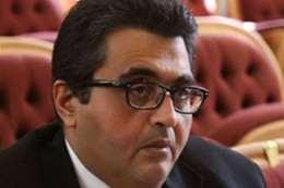 النائب وجيه أباظة عضو لجنة البيئة والطاقة بالبرلمان