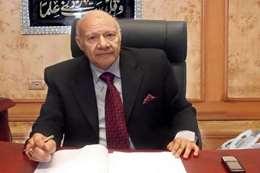 المستشار علي محمد رزق ، رئيس هيئة النيابة الإدارية