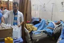 إمدادات طبية إلى اليمن لمواجهة الكوليرا