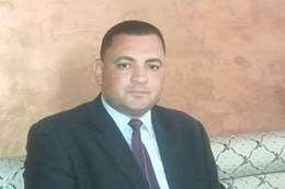المستشار خالد عبد العظيم أيوب الناشط الحقوقي