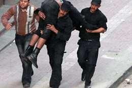 إصابة مجند شرطة بسوهاج