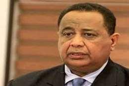 وزير الخارجية السودانى إبراهيم الغندور