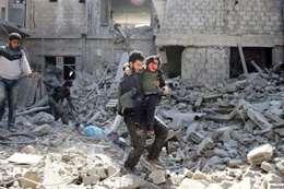 قتل أطفال سوريا (أرشيفية)