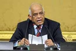 الدكتور علي عبدالعال رئيس البرلمان