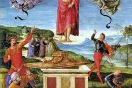 عودة المسيح آخر الزمان