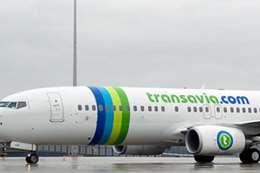 """طائرة ركاب تابعة لشركة """"ترانسافيا"""" الهولندية"""