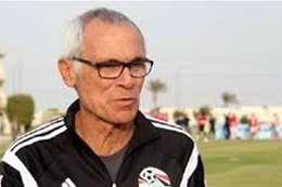 هيكتور كوبر المدير الفني لمنتخب مصر