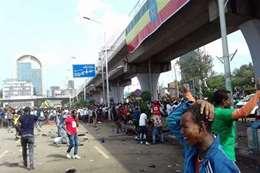 محاولة اغتيال رئيس الوزراء الإثيوبي