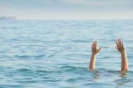 غرق طفل بالمنيا