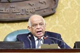الدكتور علي عبدالعال رئيس مجلس النواب
