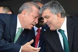 عبدالله غل وأردوغان