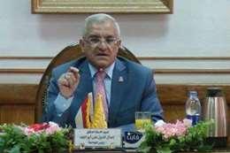 د جمال ابو المجد رئيس جامعة المنيا