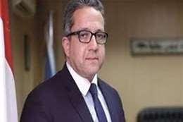 الدكتور خالد العناني، وزير الآثار
