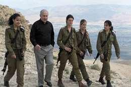 مجندات إسرائيل