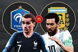 فرنسا والأرجنتين
