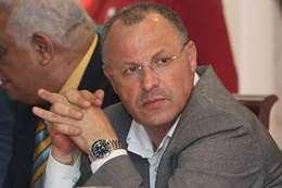 هاني أبو ريدة رئيس اتحاد الكرة