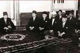 الملك فاروق في رمضان