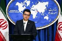 المتحدث باسم الخارجية الإيرانية، عباس موسوي